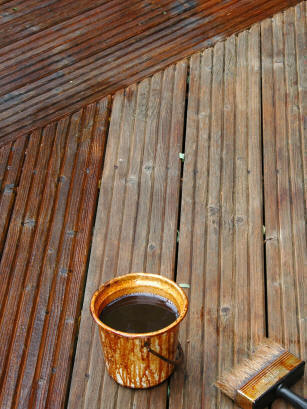Decking Care And Maintenance Diy Tips