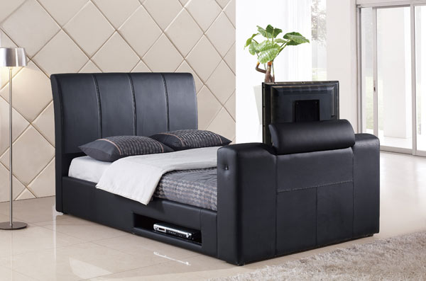 Image gallery high tech beds for High tech luxury bed