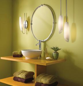 Imaginative Mirror Lighting