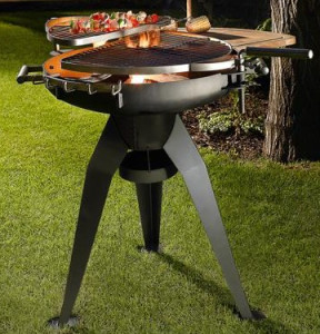 Firepit & Grill