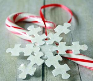 Jigsaw Snowflake
