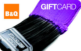 B&Q Giftcard