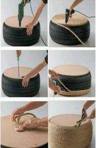 DIY Recylced Crafts