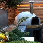 pizza oven Modern and Sleek