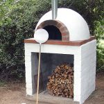 Pizza oven Simple and Clean