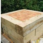 Wood Oven Base