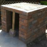 Brick Oven Base