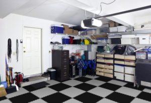 Garage Tile Pattern