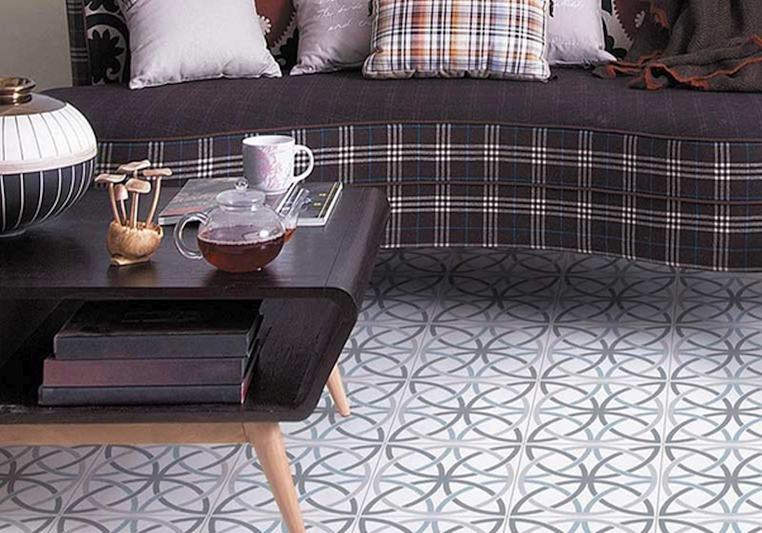 Revamp a Room with Tiles