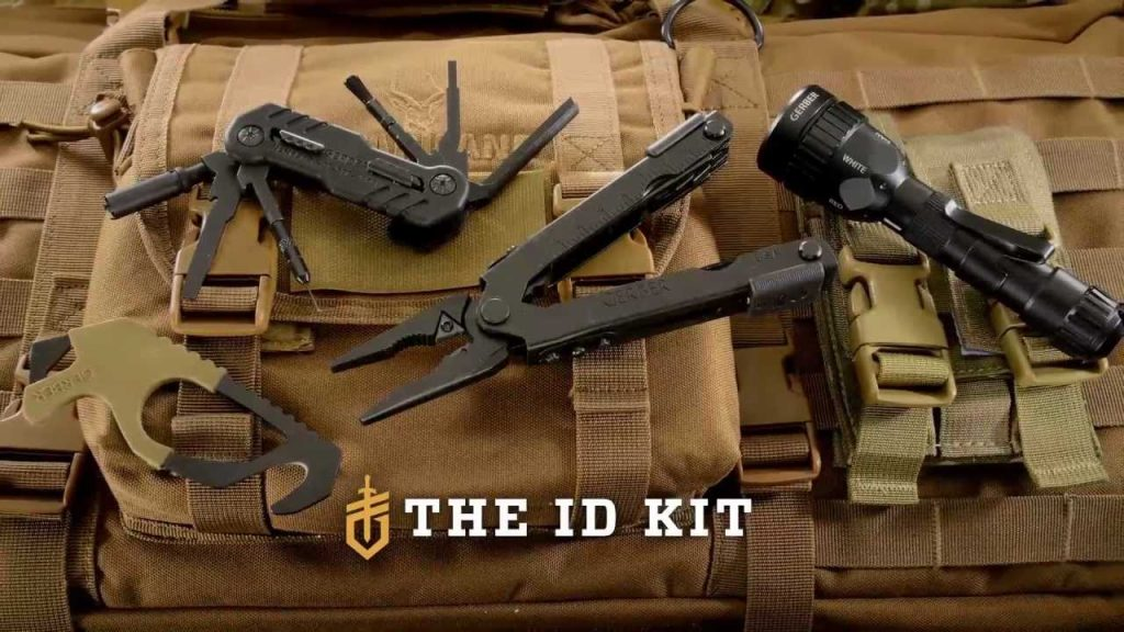The US Armies Gerber ID Kit