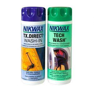 Waterproof Jacket Detergent