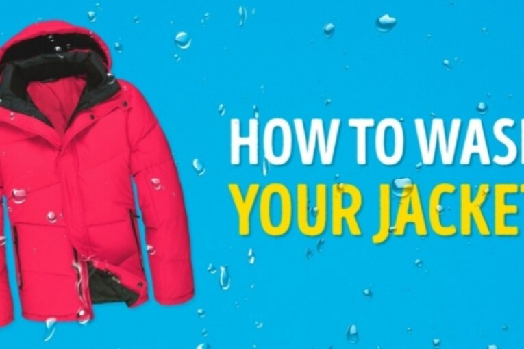 Wash a Waterproof or Ski Jacket